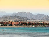 Egypt landscape — Stock Photo