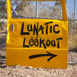 Lunatic Lookout — Stock Photo #11298710