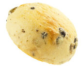 Round loaf of raisin — Stock Photo