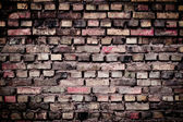 Old bricks background texture — Stock Photo