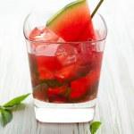 Watermelon Mojito — Stock Photo #10968747