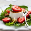 Goat Cheese and Strawberry - Photo