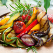 Grilled vegetables — Stock Photo #11104833