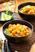 Pumpkin curry — Stock Photo
