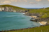 Dunmore Head, Dingle Peninsula Coast in Ireland — Stock Photo