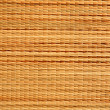 Brown wicker matting texture — Stock Photo #11051477