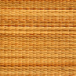 Wicker matting texture — Stock Photo