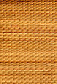 Wicker matting texture — Stock Photo