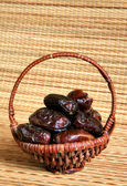Dates fruit — Stock Photo