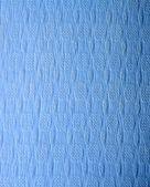 Texture of blue rubber mat — 图库照片