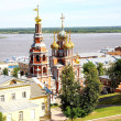Stroganov Church in Nizhny Novgorod Russia — Stock Photo