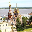 Stroganov Church in Nizhny Novgorod Russia — Stock Photo #11355341