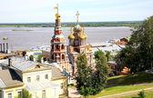 Stroganov Church in Nizhny Novgorod Russia — Stock Photo