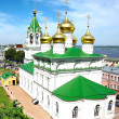 Church Nativity John Precursor Nizhny Novgorod Russia — Stock Photo #11370531