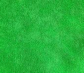 зеленый текстильная текстура — Стоковое фото