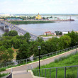 July in Nizhny Novgorod Russia — Stock Photo #11561055