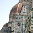 Renaissance cathedral Santa Maria del Fiore in Florence — Stock Photo #12065240