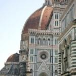 Renaissance cathedral Santa Maria del Fiore in Florence — Stock Photo