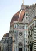 Renaissance cathedral Santa Maria del Fiore in Florence — Stock Photo