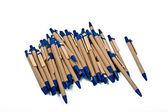 Ballpoint pens — Foto Stock