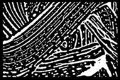 Illustration - stain background — Stock Vector