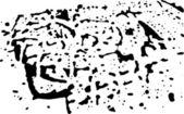 Ilustracja - plama tło — Wektor stockowy