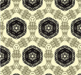 Vektor doodle söt dekorativ — Stockvektor