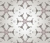 Vektorové doodle roztomilé dekorační — Stock vektor