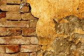 Oude muren — Stockfoto