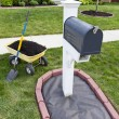 Mailbox Renovation — Stock Photo