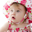 Stunned Baby — Stock Photo #11429276