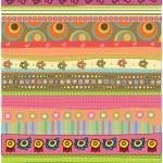 Stripe pattern vector wallpaper — Stock Vector #11890804
