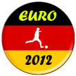 Stock Photo: Group b euro 2012 germany