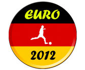 Group b euro 2012 germany — Stock Photo