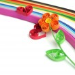 Quilling — Stock Photo