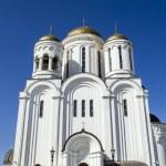 Christian orthodox monastery — Stock Photo #11321497