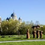 Christian orthodox monastery — Stock Photo #11322395