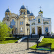 Christian orthodox monastery — Stock Photo #11322462