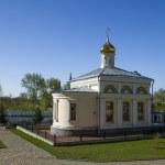 Christian orthodox monastery — Stock Photo #11322482