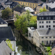 Royalty-Free Stock Photo: Luxembourg downtown