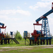 Oil pump jack — Stockfoto #11364548
