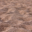 Closeup of sand of a beach — Stockfoto