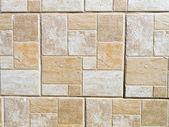 Seamless ceramic tiles marble texture — Stock Photo