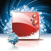 Weihnachten-abbildung — Stockvektor