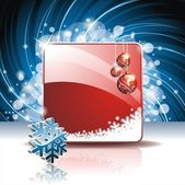 Christmas illustration — Stock vektor