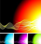 Abstract vector background — Stock Vector