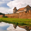 Fagaras Fortress — Stock Photo