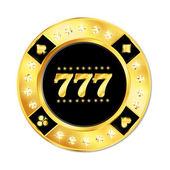 Casino.777 — Stock Vector