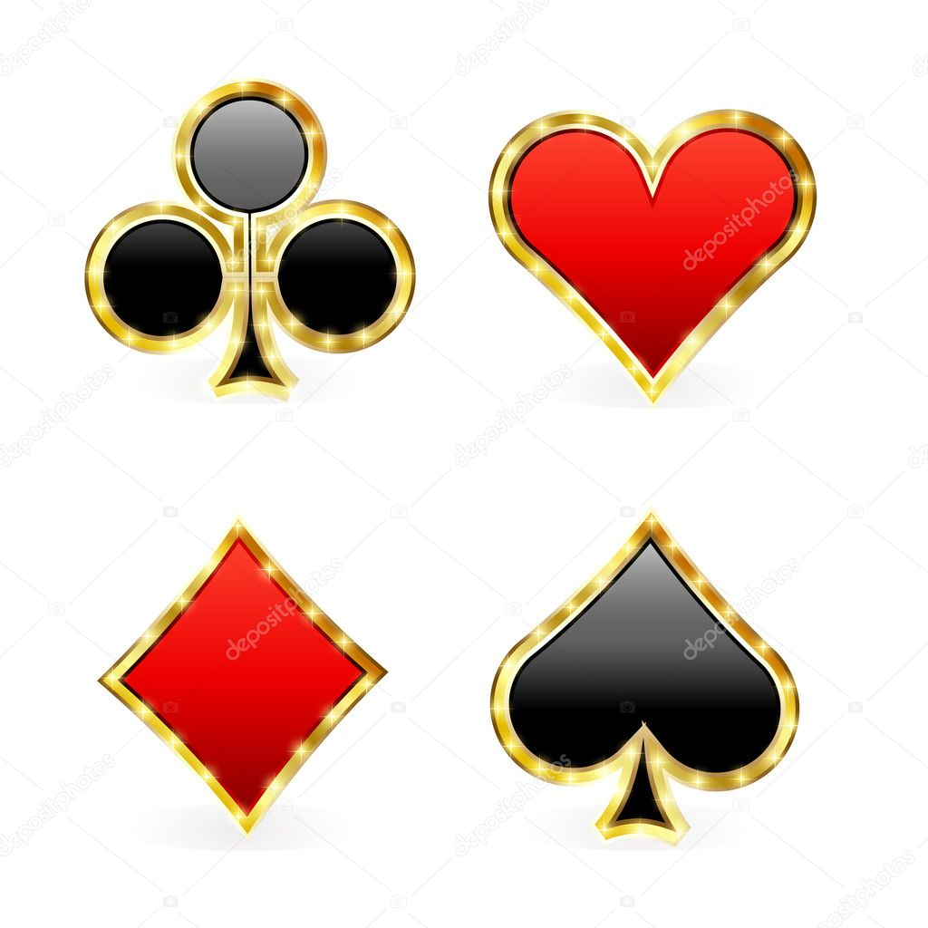 Casino cards — Stock Vector #11068983
