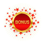 Star bonus — Stock Vector